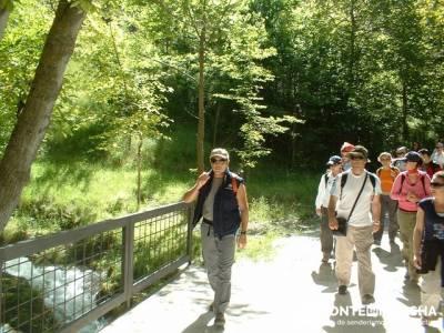 Centro de Turismo Rural Somolinos; grupo de senderismo; viajes fines de semana